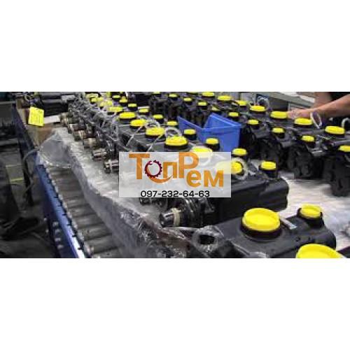 Ремонт гидрораспределителя подметально-уборочной машины