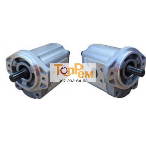 Ремонт гідромотора приводу вентилятора системи охолодження