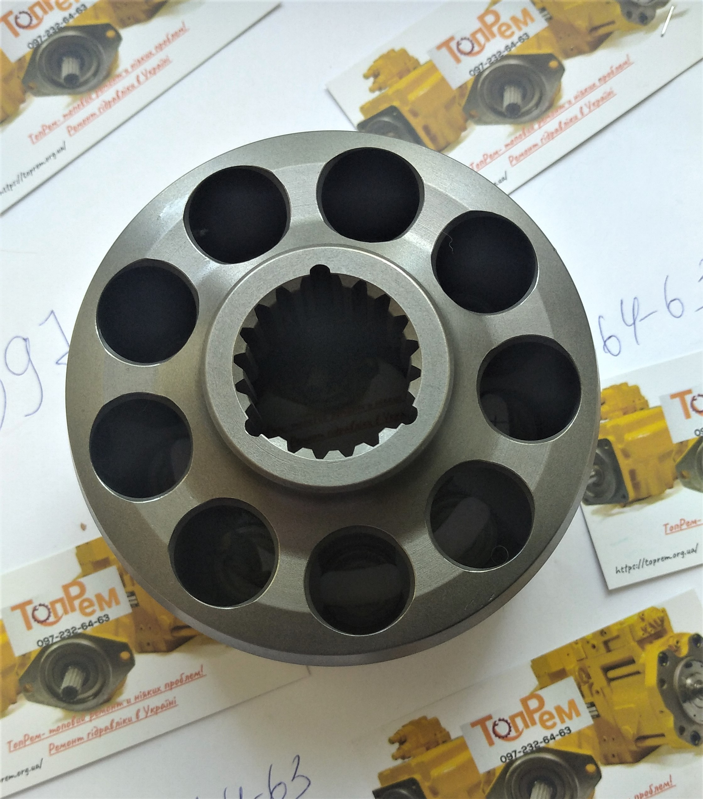 Блок цилиндров A10VSO63