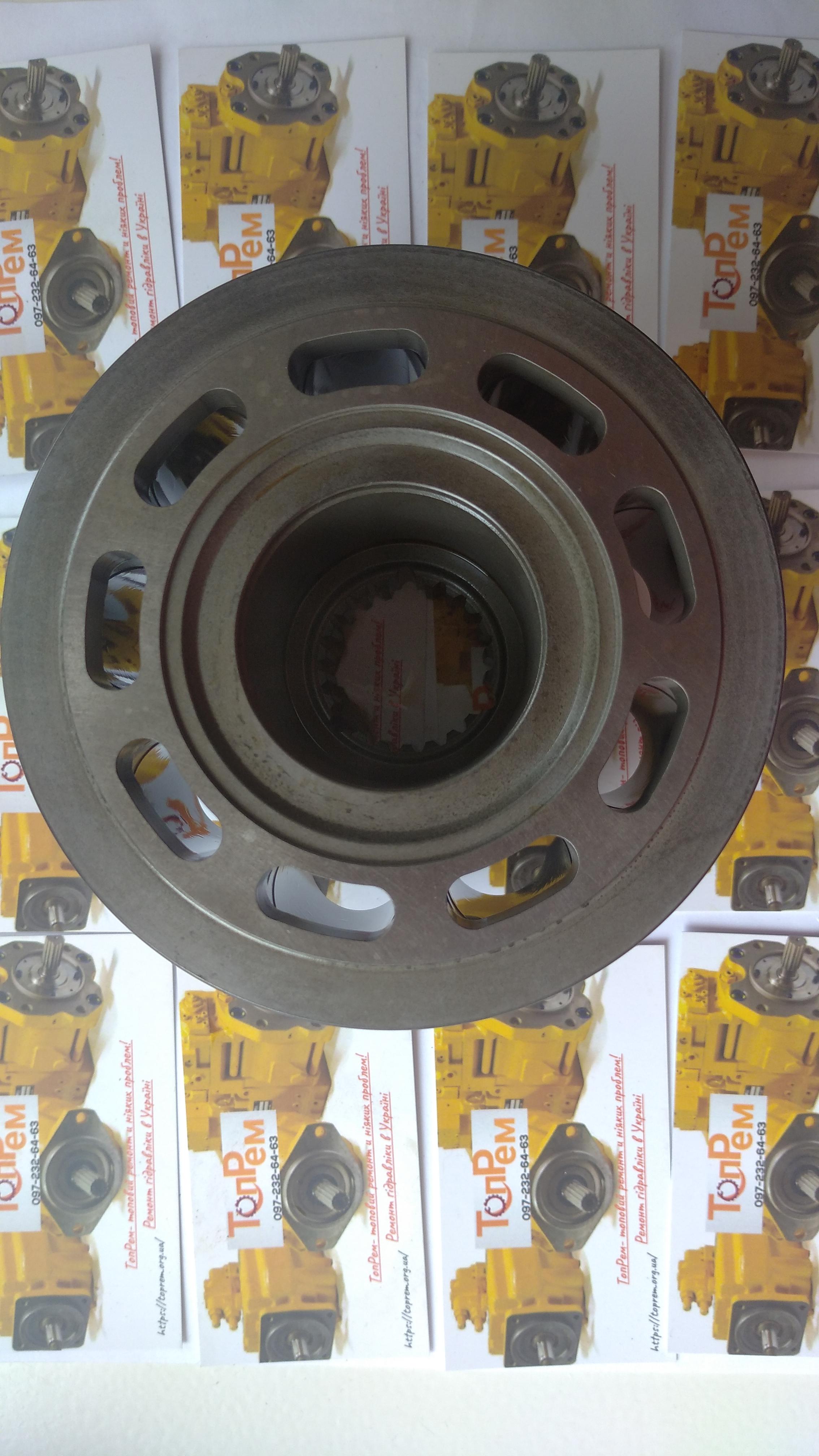 Блок цилиндров A10VSO71