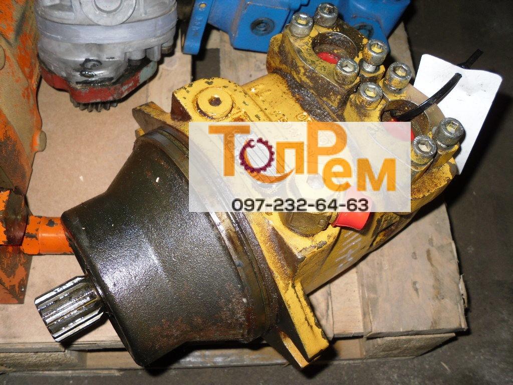 Ремонт гидромотора LINDE BMV105,